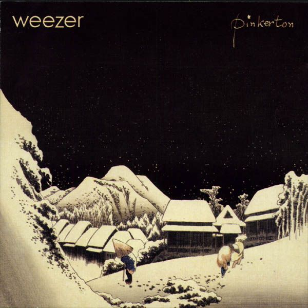 Weezer Pinkerton The Soundtrack To My First Few Holiday