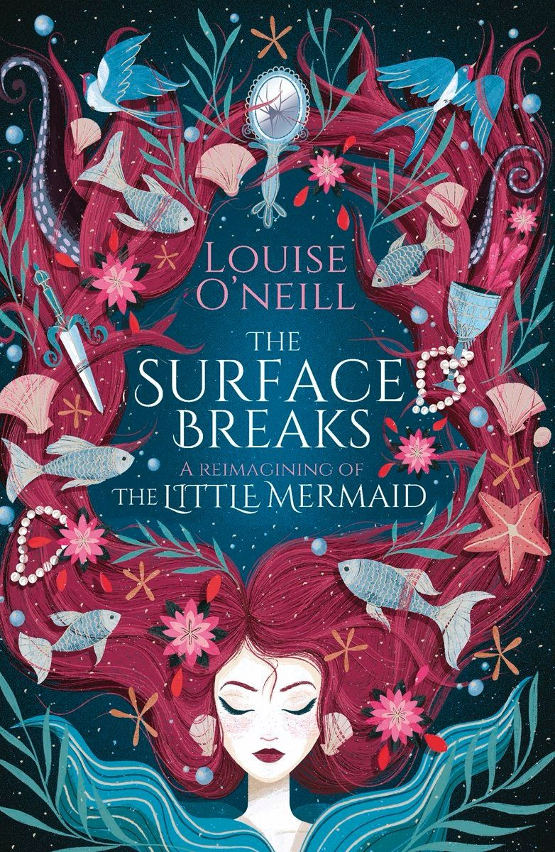 13 Mermaid Books You Should Bring To The Beach In 2020 Mermaid Books Book Cover Illustration Book Cover Design