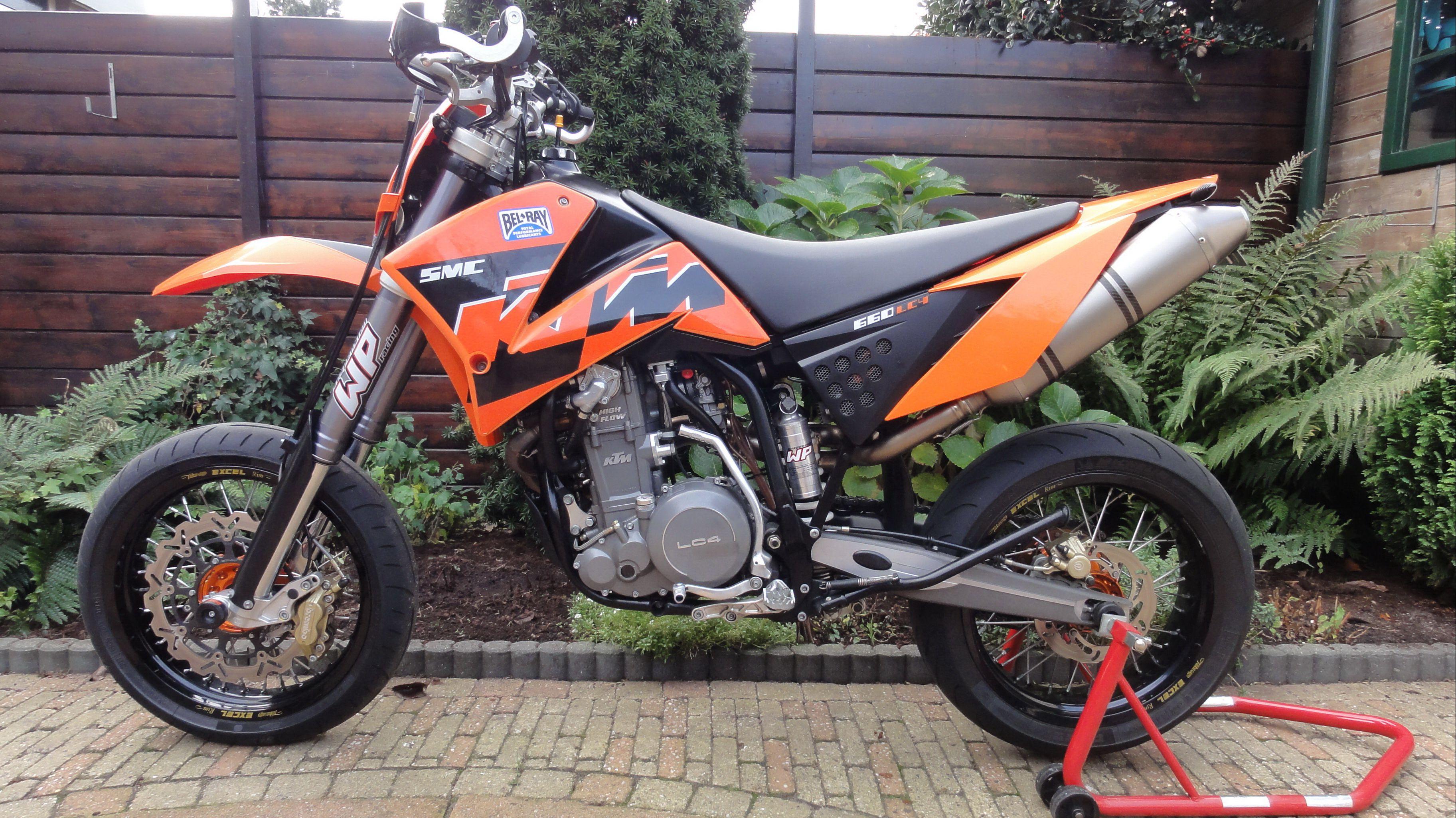 2007 KTM 660 SMC | KTM | Bike, Motorcycle, Vehicles