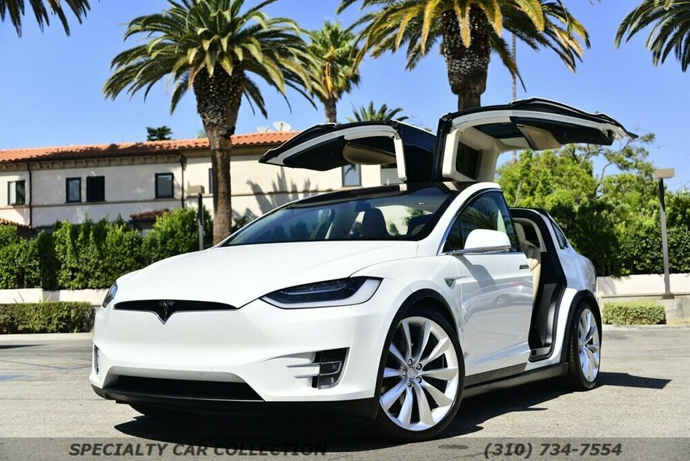 2016 Tesla Model X 90d 2016 Tesla Model X 90d Tesla Model X Tesla Model Tesla