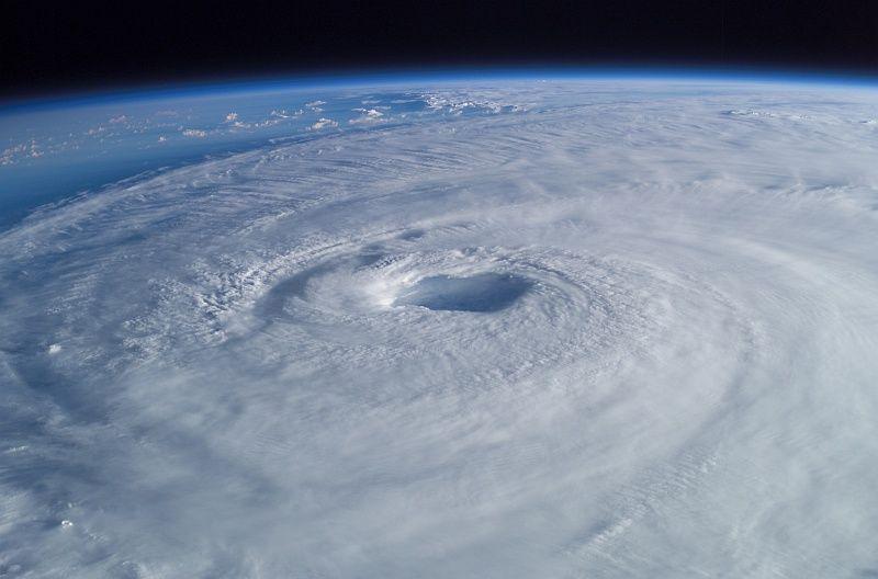 5. Hurricane Isabel Over the Atlantic Ocean, September 15 ...
