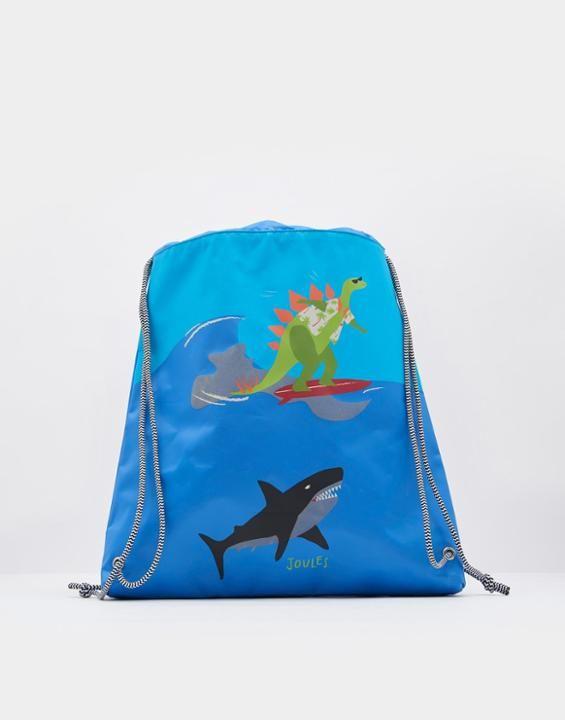 Joules US ACTIVE Boys Drawstring Bag Dino   Children   Pinterest ...