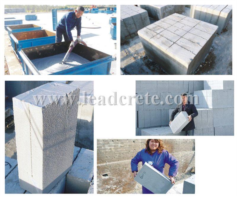 Clc Foam Concrete Block Concrete Decor Concrete Blocks Brick Paneling
