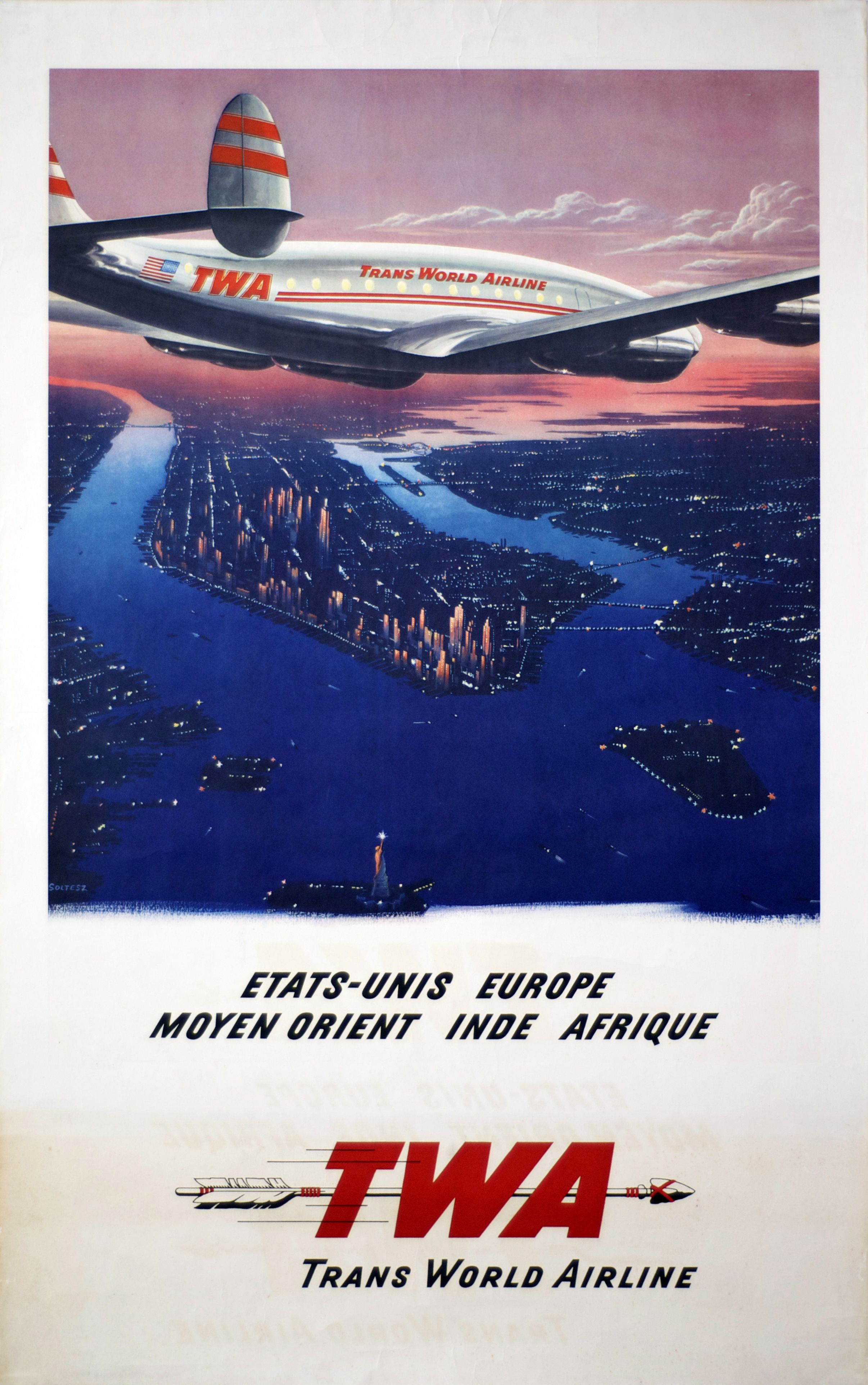 Vintage Posters Aviation
