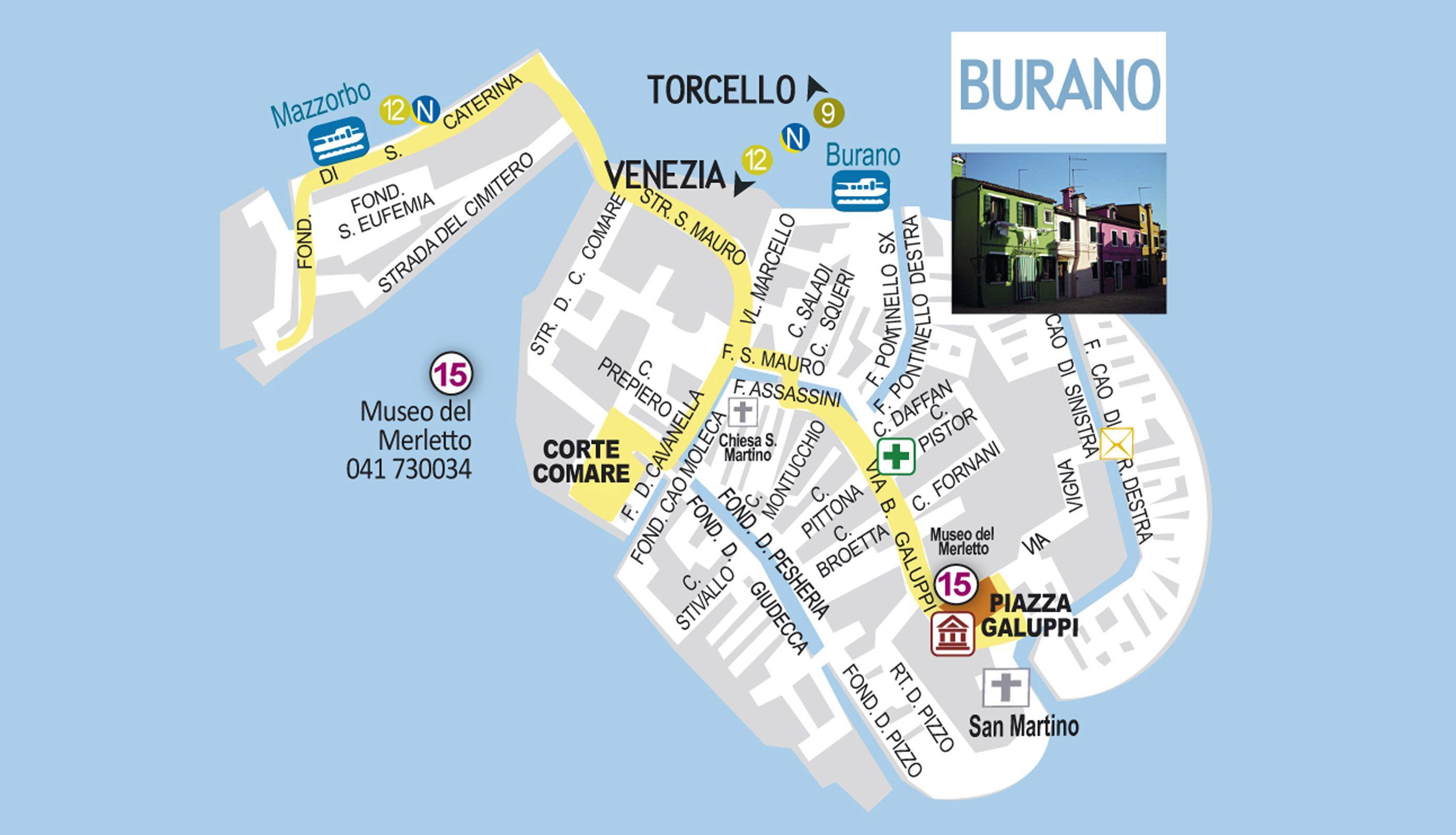 Island of Burano  Buranos Lace  Italyinformationeu  The