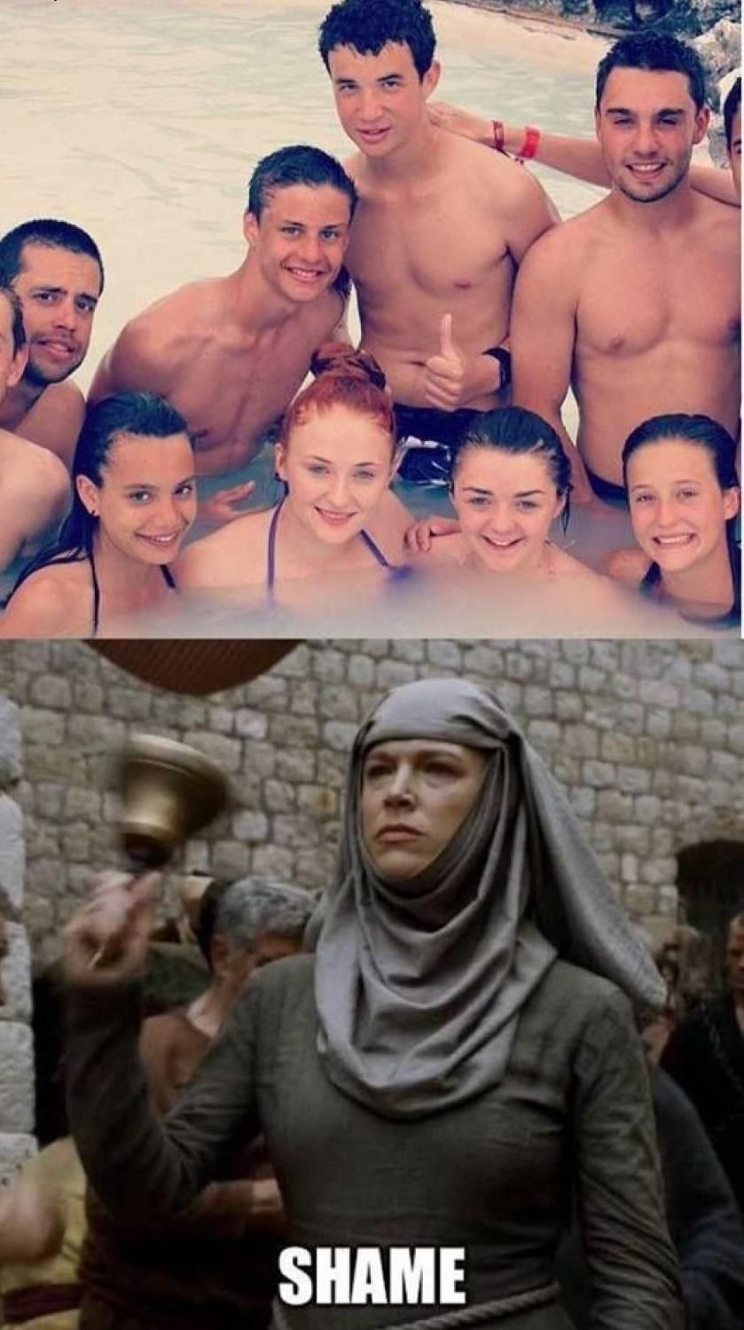 Game of Thrones Memes on in 2020 Game of thrones