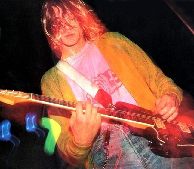 Kurt Cobain Music Pinterest Kurt Cobain Kurt Cobain Photos Nirvana Kurt