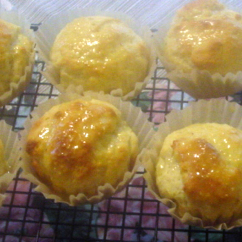 Orange Yeast Muffins Recipe 3 | Just A Pinch Recipes