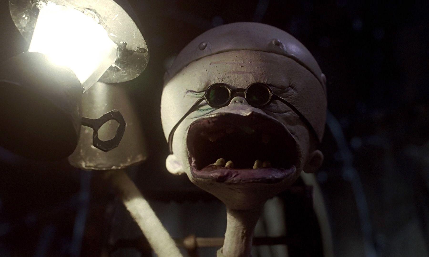 Dr. Finkelstein The Nightmare Before Christmas 1993 | Nightmare in ...