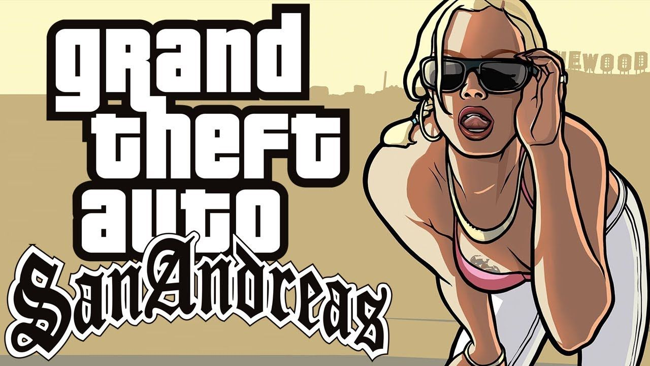 Gta San Andreas 100 Speedrun March 2019 Cameraphone Free