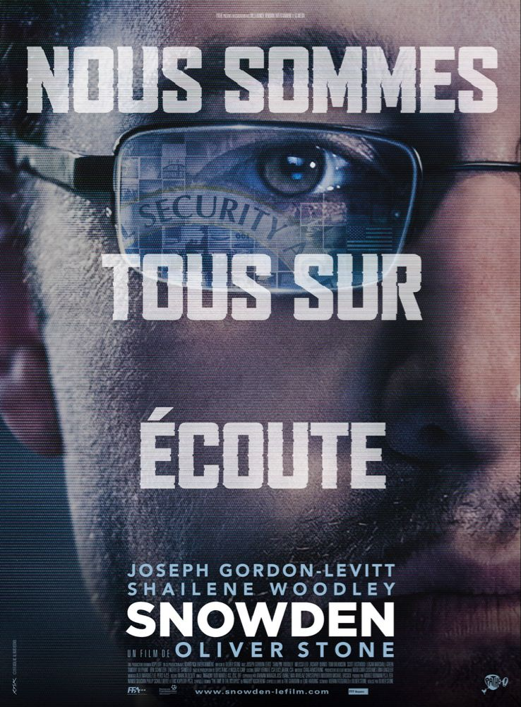 Snowden Film 2016 Allocine Film Films Complets Joseph Gordon Levitt