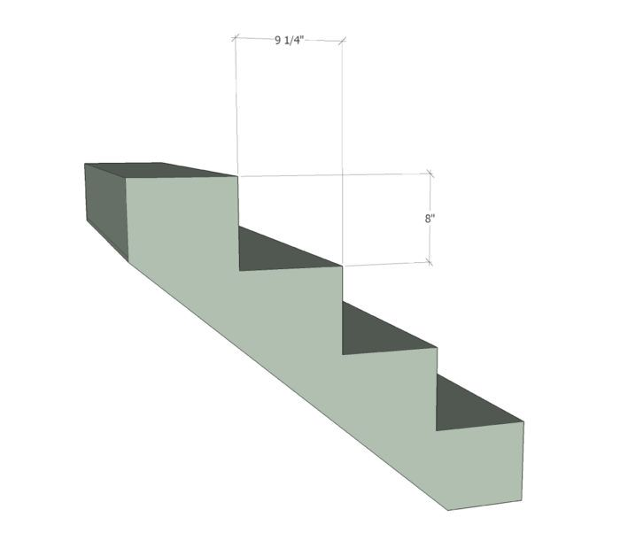 Best 2 Rules For Building Comfortable Stairs Building A House 400 x 300
