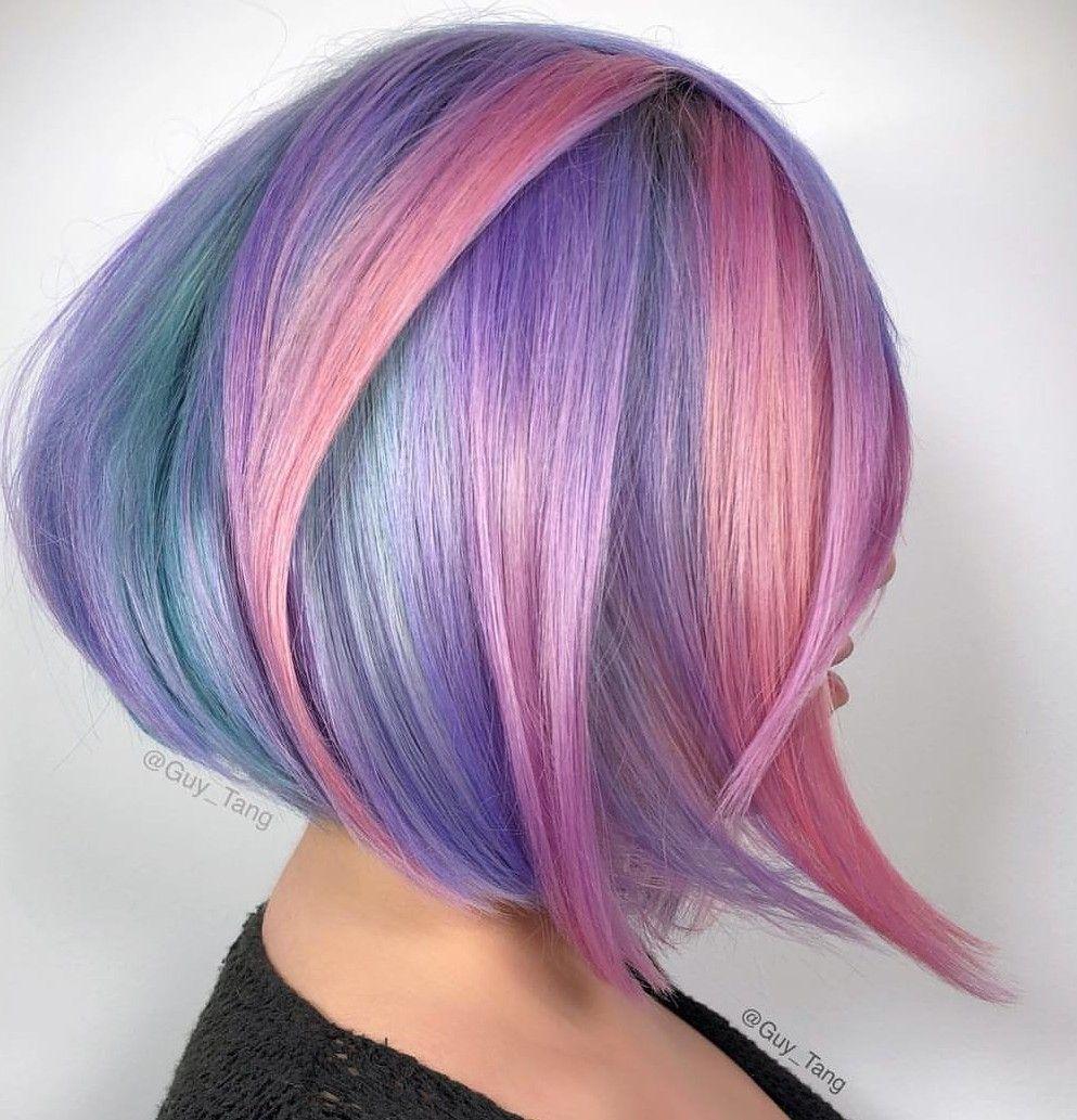 Pin by tara lawson on hair pinterest hair hair color and bob