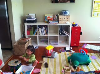 Seven Lovely Things: Making Changes: Household and Homeschool