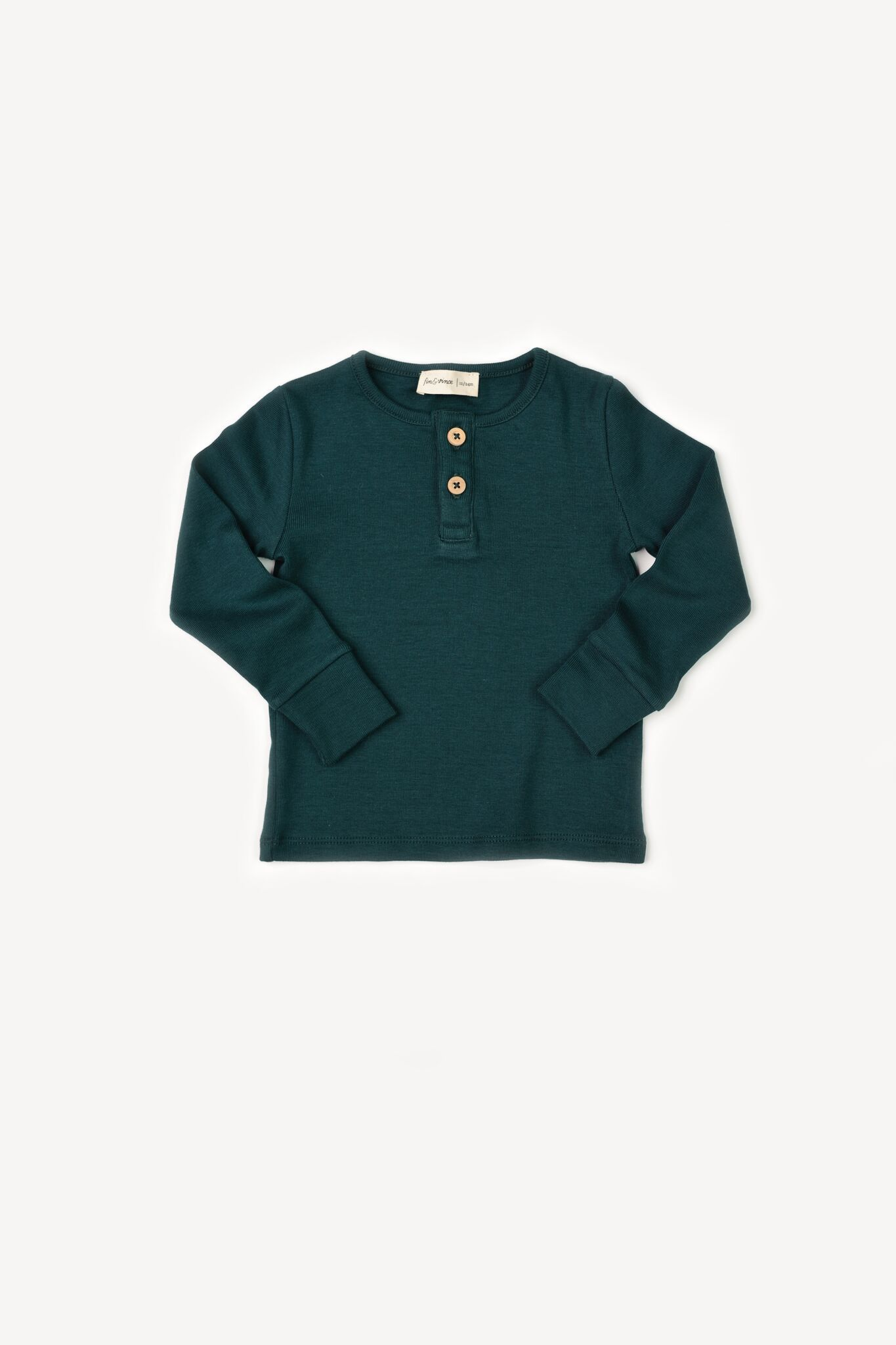 70b7a029 Fin & Vince Henley Top, Forest Green | Products | Henley top, Tops ...