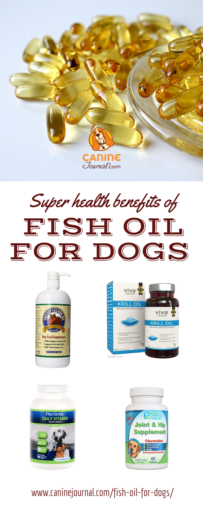 Fish Oil For Dogs Could Your Dog Benefit From It Fish Oil Benefits Oils For Dogs Dog Health Tips