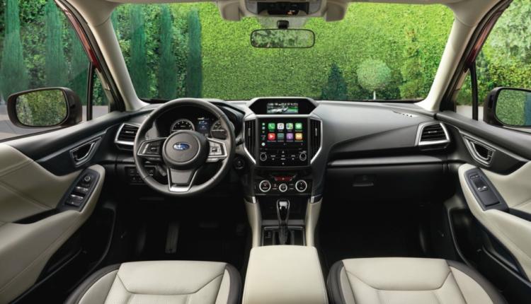 2019 Subaru Forester Interior Voiture