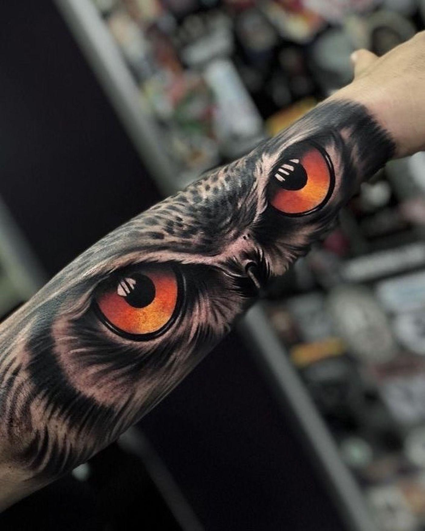 Animal Eyes Tattoo : animal, tattoo, Tattoo., Tattoo,, Tiger, Tattoo