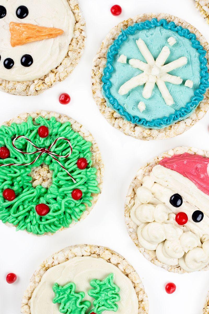 Heres a lowersugar gluten free twist on decorating