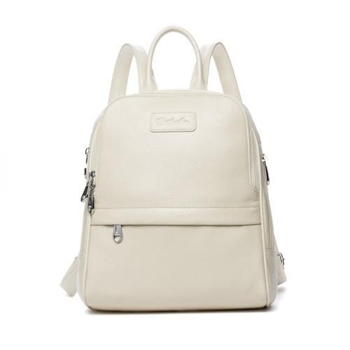 7e3cfa4d861 Bostanten Genuine Leather Backpack   Products   Leather backpack ...