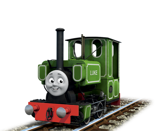 Thomas & Friends Luke | Thomas y sus amigos
