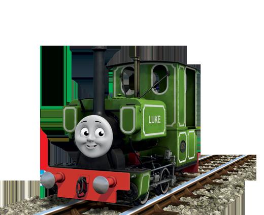 Thomas Friends Luke Thomas And His Friends Thomas And Friends Thomas The Tank Engine