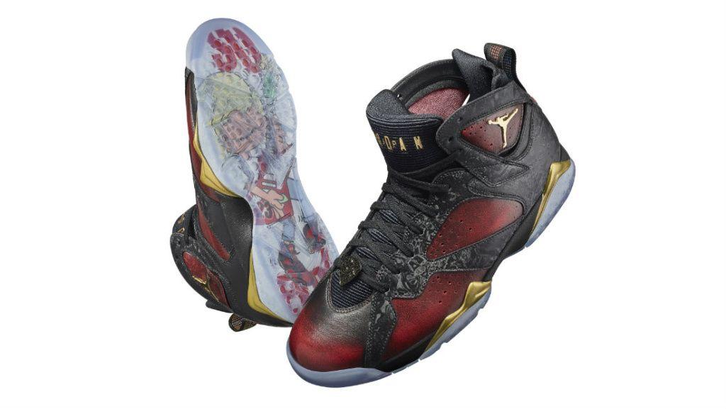 Air Jordan 7 Retro Doernbecher by