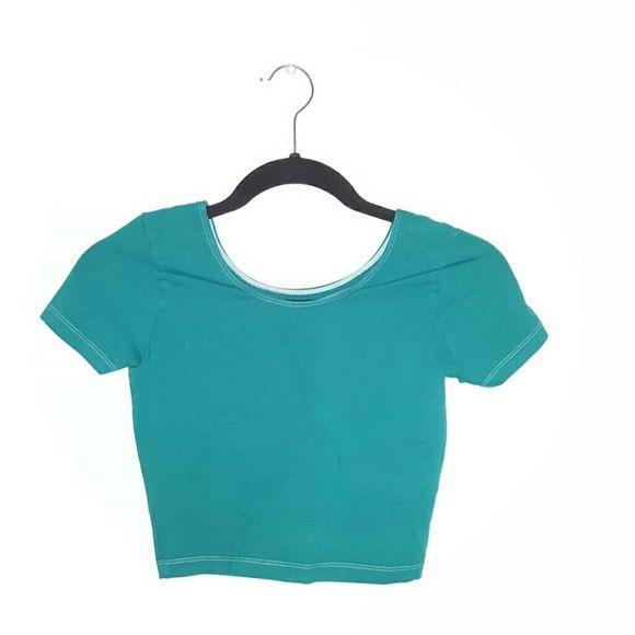 AA Crop Top Great condition. Not sure if it's a small or xs American Apparel Tops Crop Tops