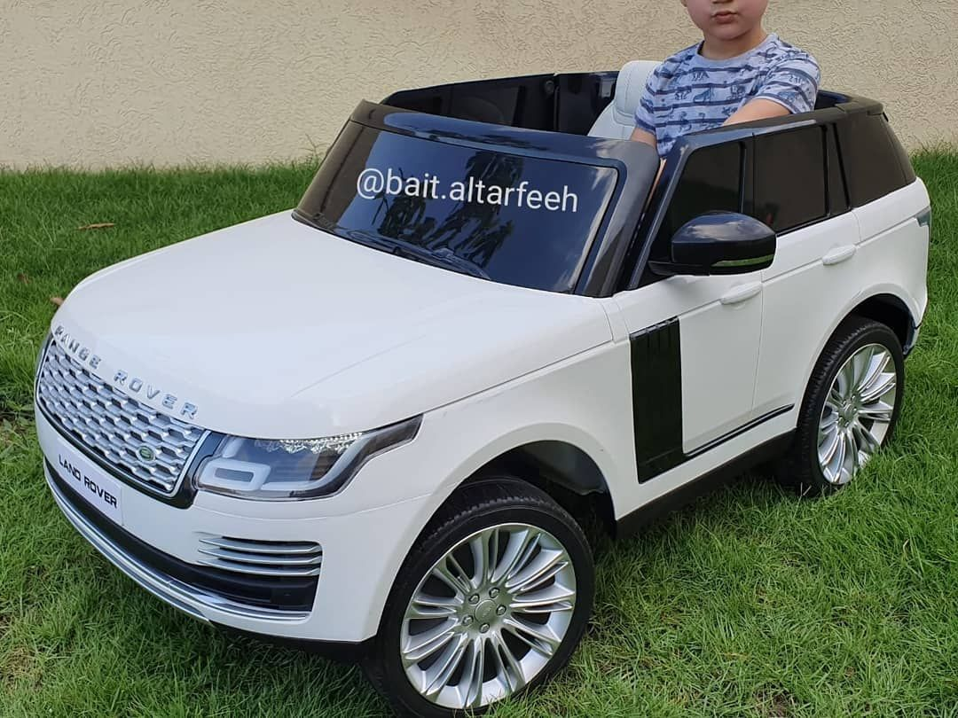 سيارة رنج روفر