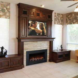 custom mantels and fireplace accessories in Cincinnati Ohio | Fireplaces | Pinterest | Fireplace accessories