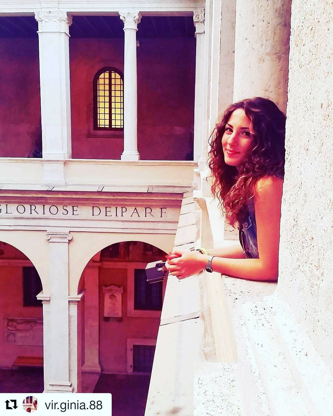 #photographylovers @vir.ginia.88   Spring attitude  #me #girl #rome #italy #june #spring #springattitude #sun #hotweather #chiostrodelbramante #mostra #exhibition #macchiaioli #saturday #culture #letslearnsomethingnew #interesting #amazingafternoon #placesworthseeing #aroundrome #scattirubati #photography #photooftheday #potd #samsungs5 #instacool #instaspring #igersroma #romanità