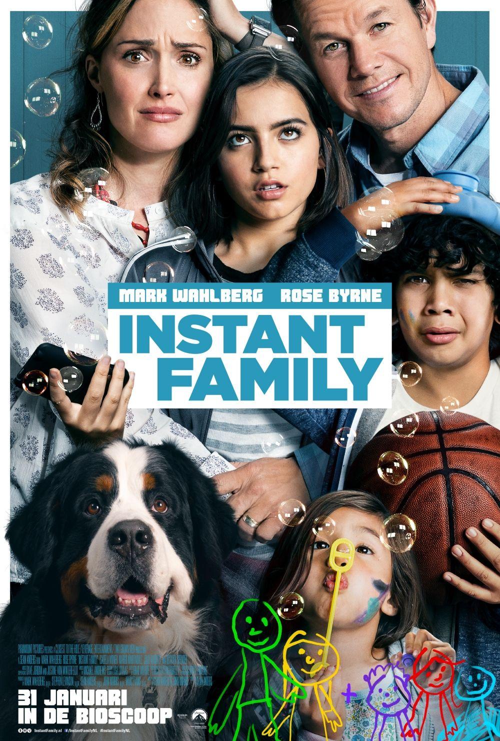 Instant Family New Film Poster Https Teaser Trailer Com Movie