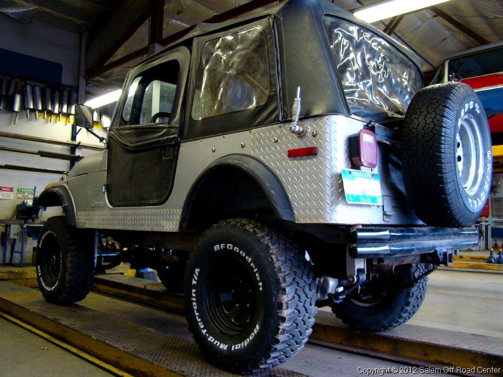1978 Jeep Cj5 Bds Suspension 4 Lift Kit Warrior Products Shackle Reversal Kit Warrior Products Steering Box Brace Rancho Jeep Cj5 Lift Kits Monster Trucks