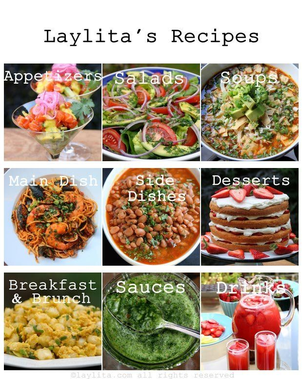 Photo of Sauces Archives – Laylita's Recipes