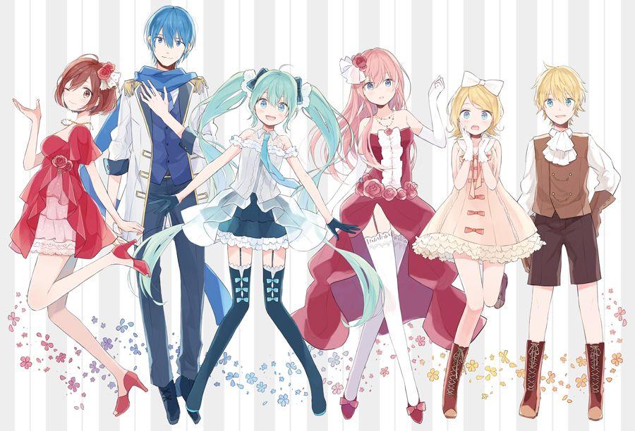 ボード Vocaloids And Others のピン