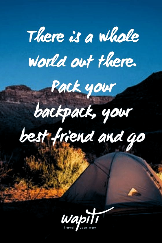 The best travel quotes - Click here to read the most inspirational travel Quotes #Wanderlust #TravelQuotes #TravelQuote #InspirationalTravelQuote