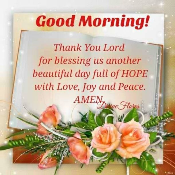 10 Blessed & Special Good Morning Quotes