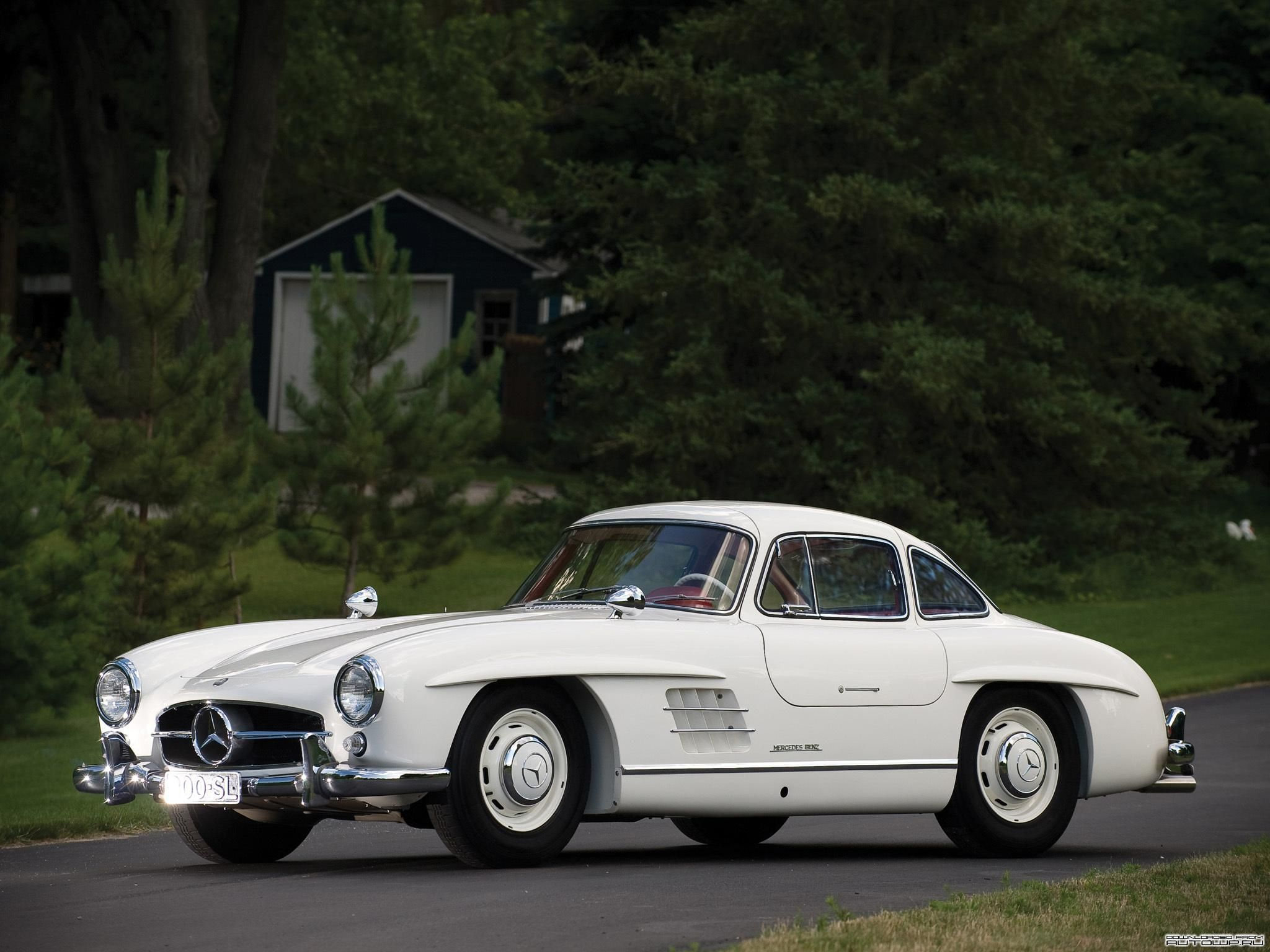 Outstanding 1954 Mercedes 300slimages For Iphone Wallpaper With