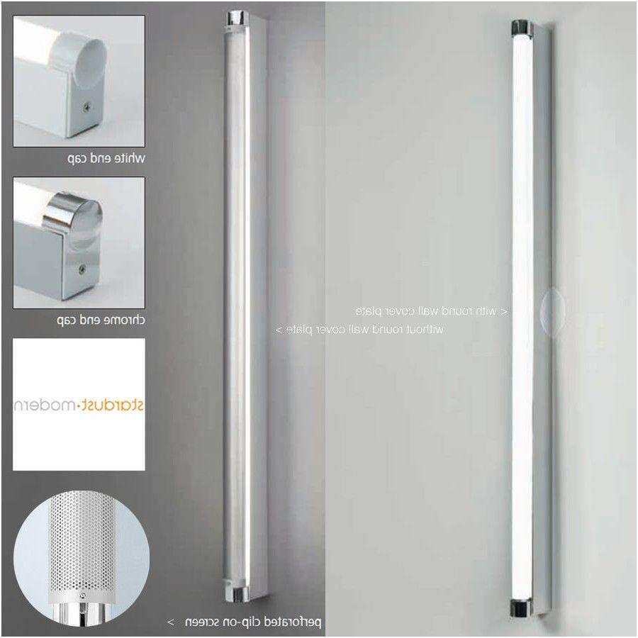 Fluorescent Bathroom Lighting 1 Lamp 17w T8 Bkr Clic From Light Fixtures