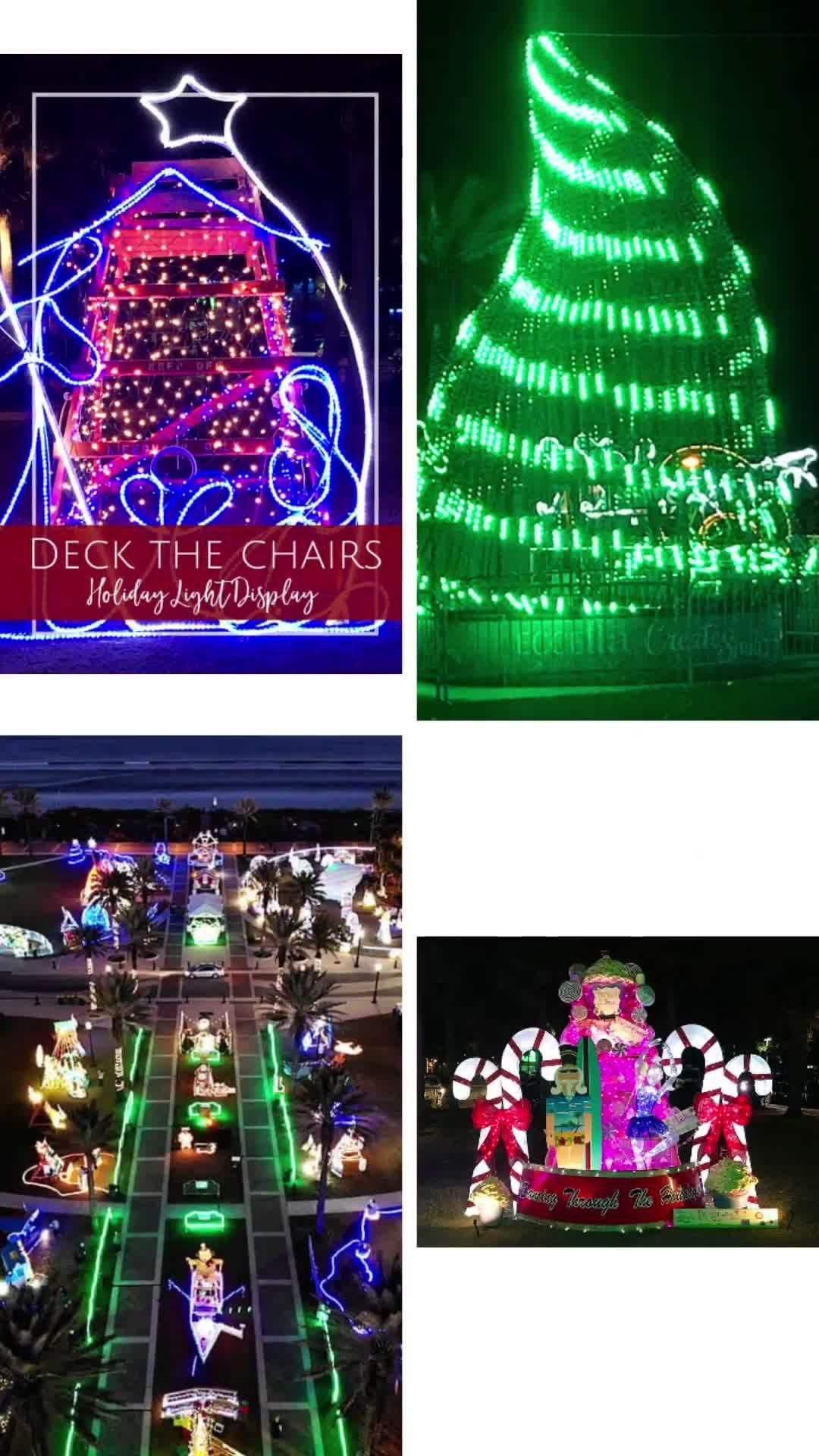 Girvin Road Christmas Lights 2020 : girvin, christmas, lights, Christmas, Jacksonville, Ideas, Beach,, Neptune