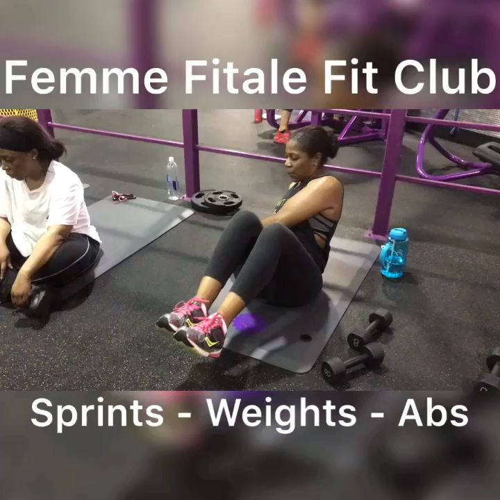 Get Your Group  Workout On 🏋🏽♀️