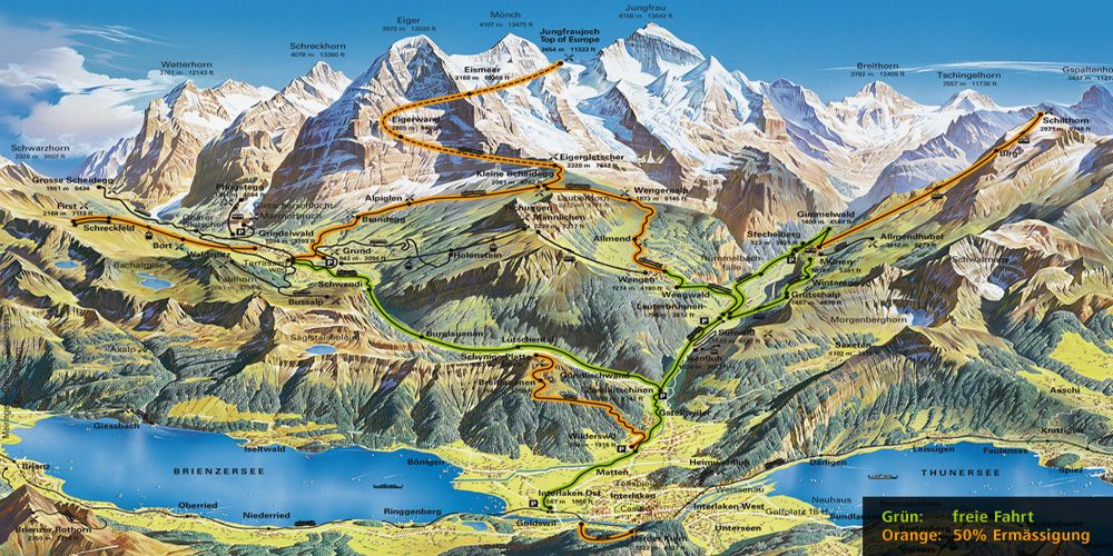 grindelwald Google Search Jungfrau area STUNNING Our 2014