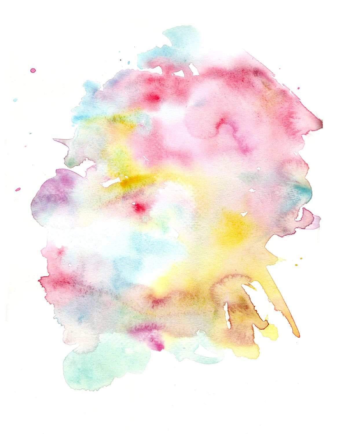 Watercolor Paint Splatter Png Watercolor Splatter Texture