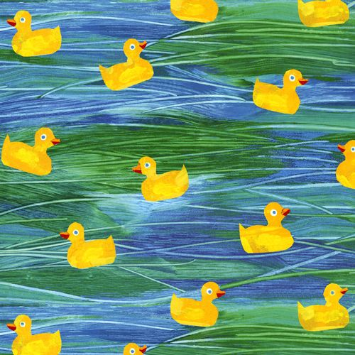 10 Little Rubber Ducks A 5697 M Eric Carle Rubber Duck Baby Boy Blues