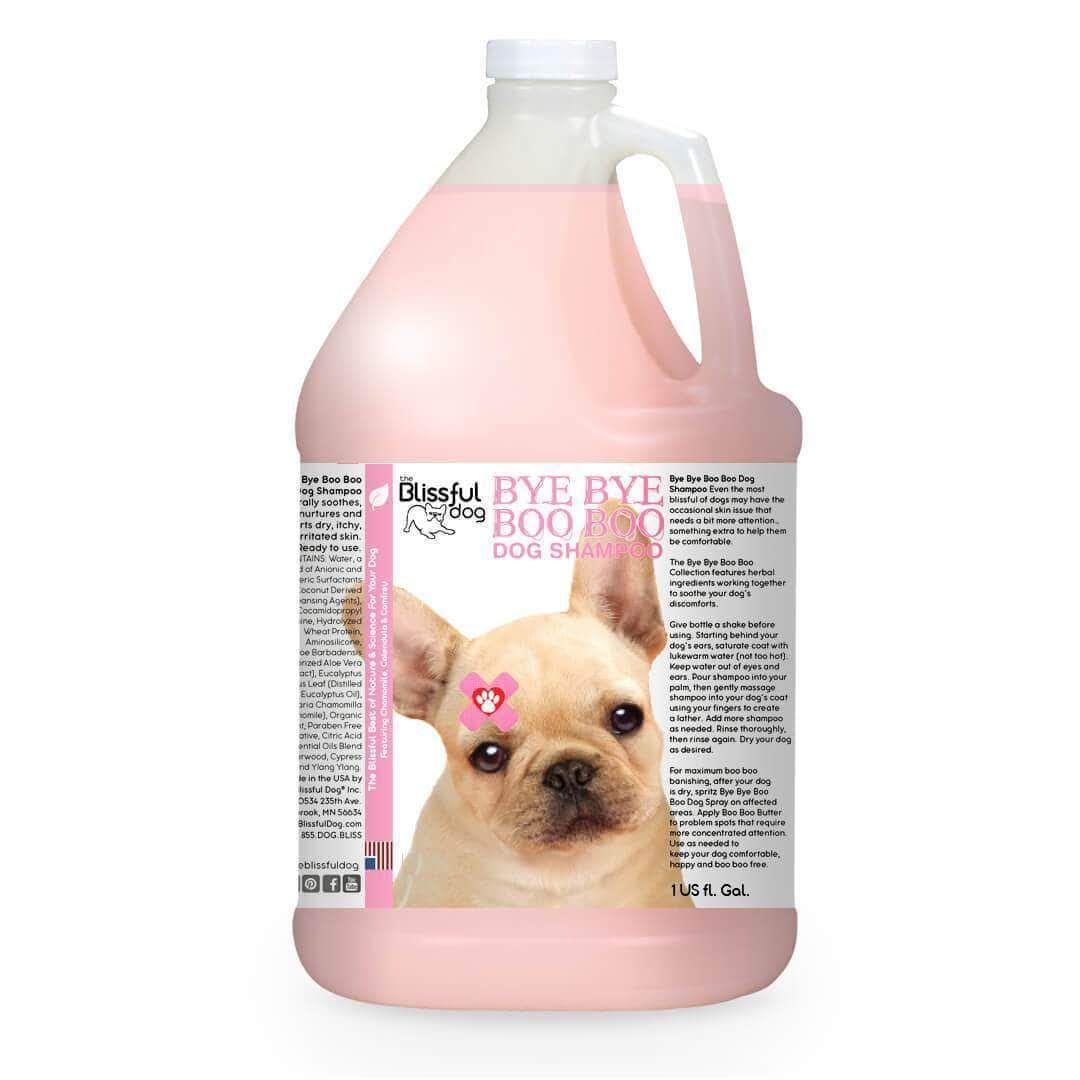 Bye Bye Boo Boo Dog Shampoo Dog Shampoo Dogs Itch Relief