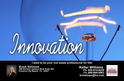 When it comes to real estate, I'm a true innovator!    Want to know how to sell your home in 2014? Visit my website at www.BrookSellsPC.com to get your free 2014 Sellers Guide under Seller Resources