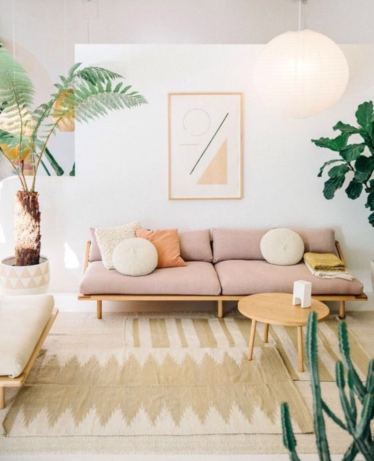40 Living Room Color Palettes You've Never Tried