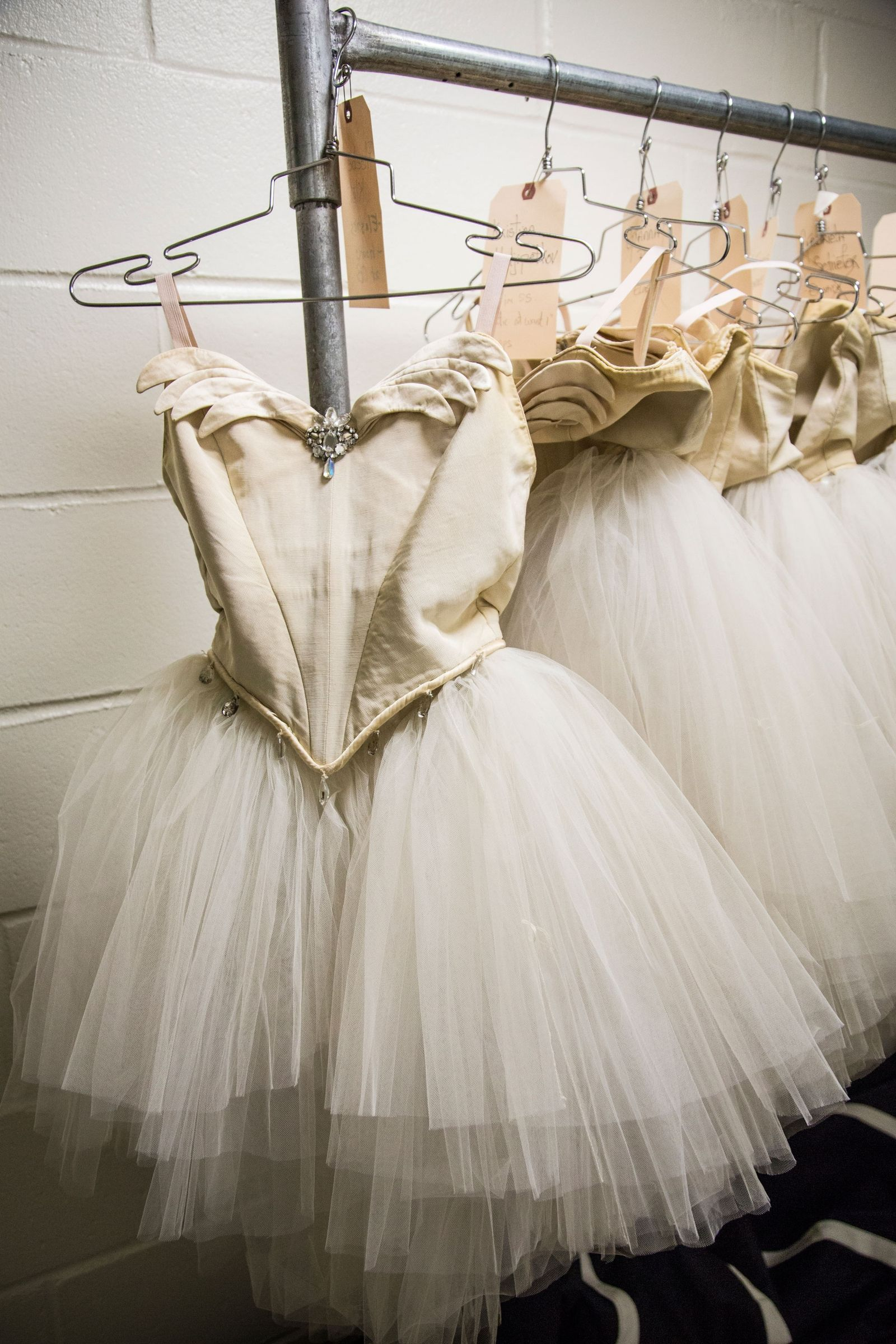 In The Wings: How New York City Ballet's Storied