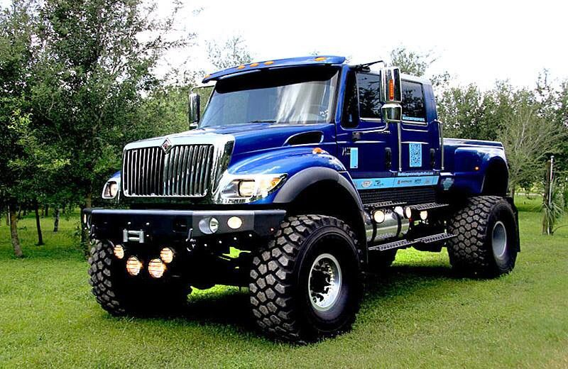 International Cxt Trucks Pickup Trucks Custom Trucks