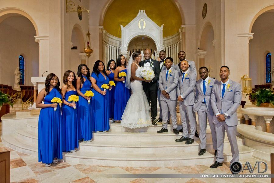 47++ Royal blue yellow wedding decorations ideas